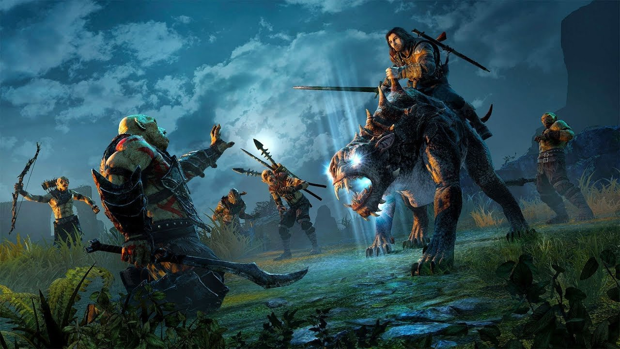 Middle-earth: Shadow of War's market has officially closed screenshot