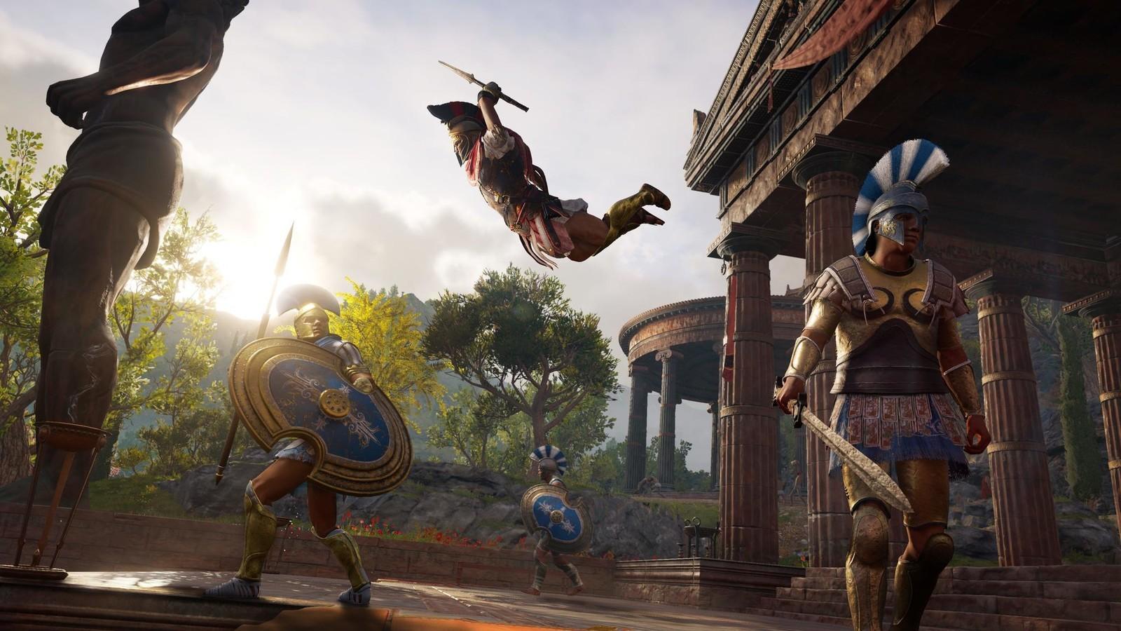 (Update) Ubisoft just had a record-breaking first quarter screenshot