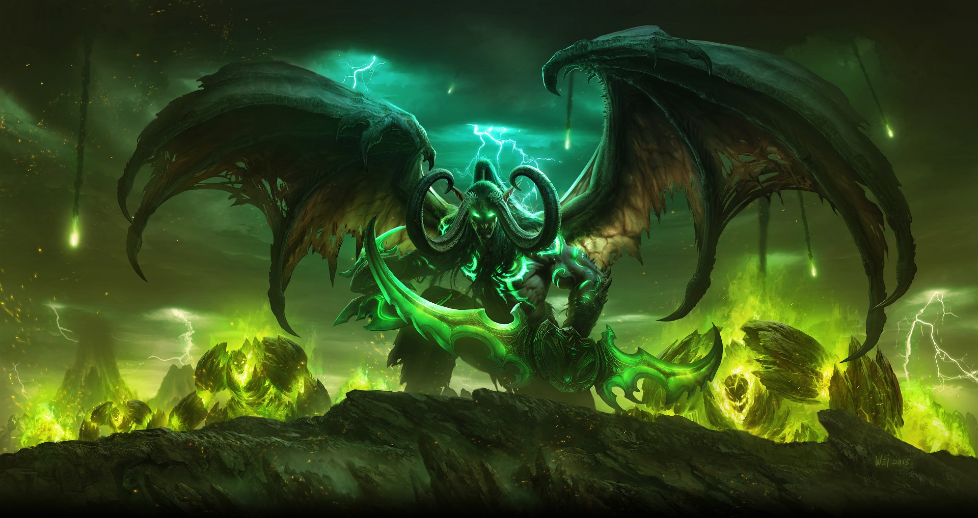 Blizzard rolls all of World of Warcraft's expansions into the subscription fee screenshot