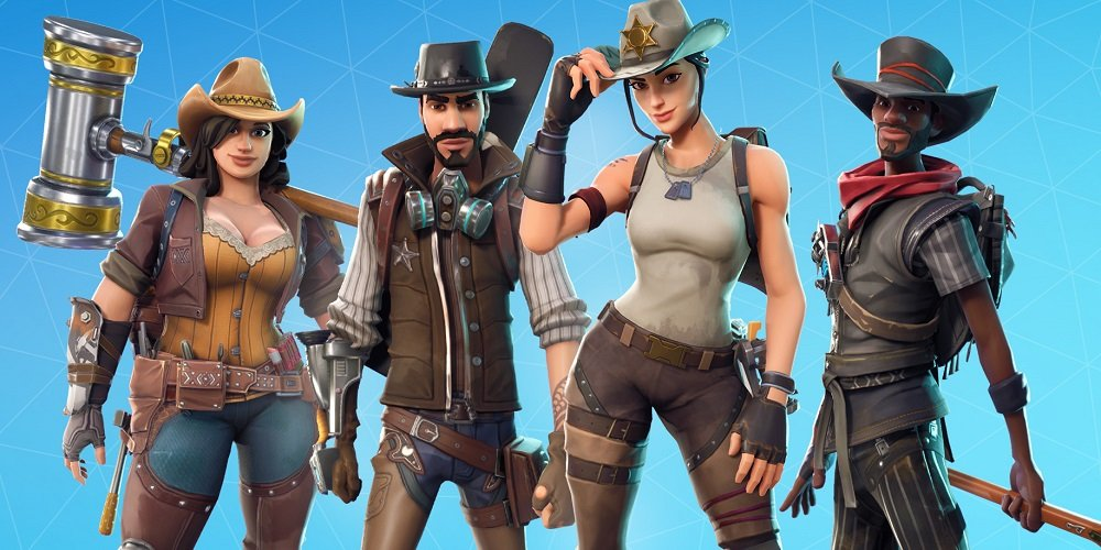 Fortnite update adds new weapons, Wild West skins and Save