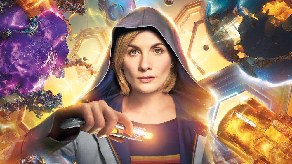 New trailer for new Doctor Who series with new Doctor has new everything