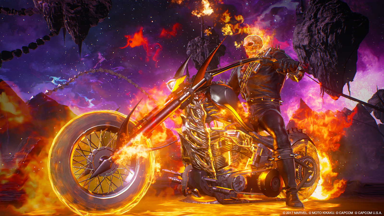 Razer is making some Marvel vs. Capcom: Infinite arcade sticks screenshot