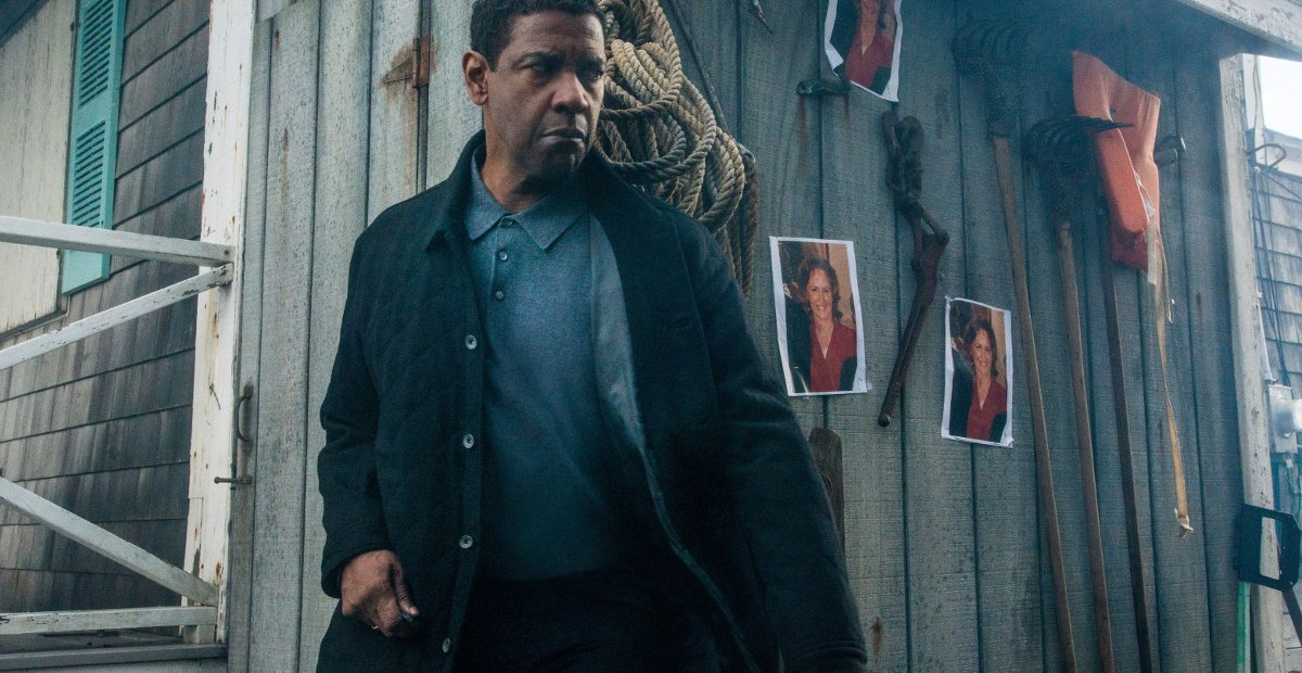 Review: The Equalizer 2 screenshot