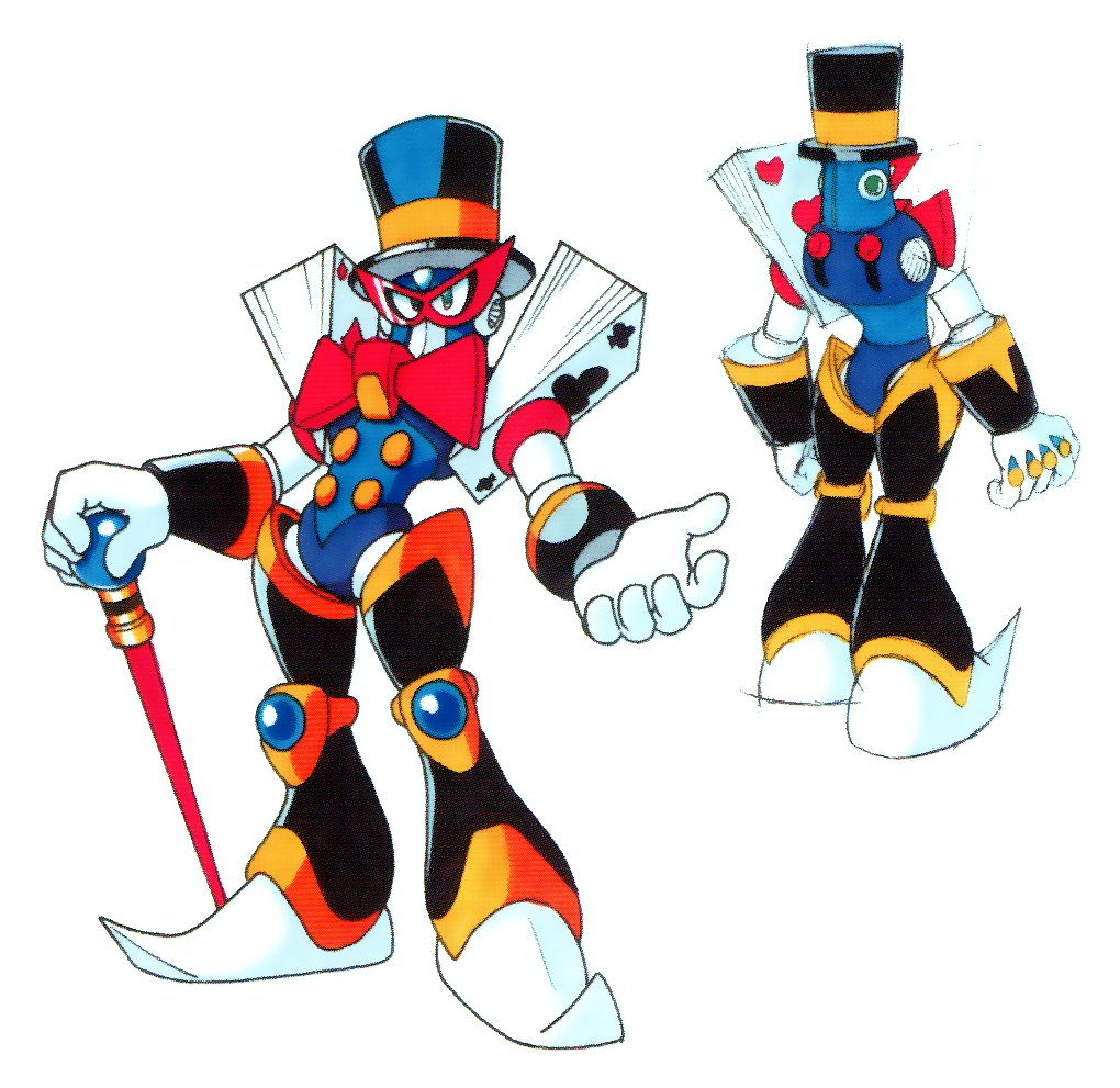 What's your dream Robot Master design for the Mega Man series?