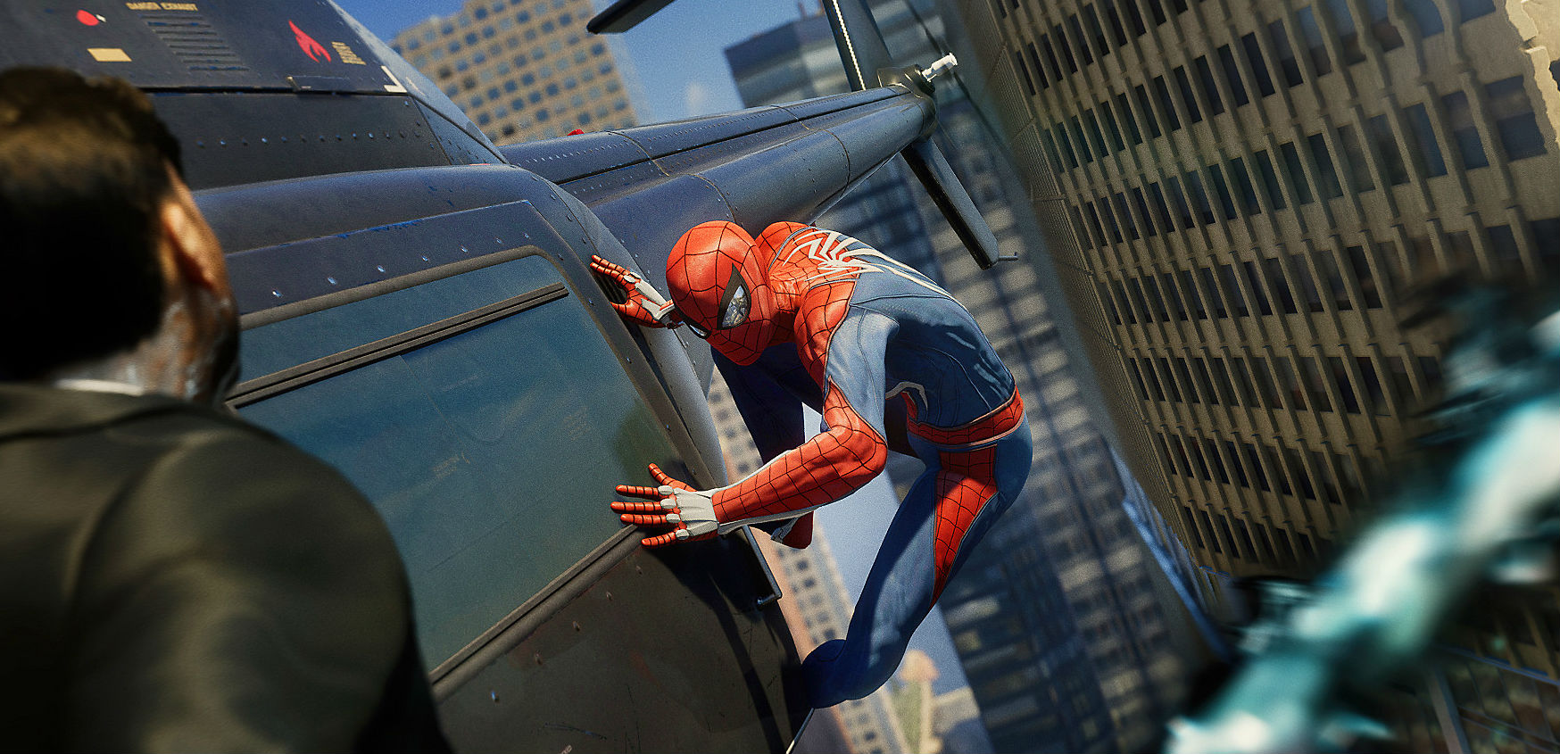 As an avid Arkham player, Spider-Man PS4 manages to differentiate itself quite a bit