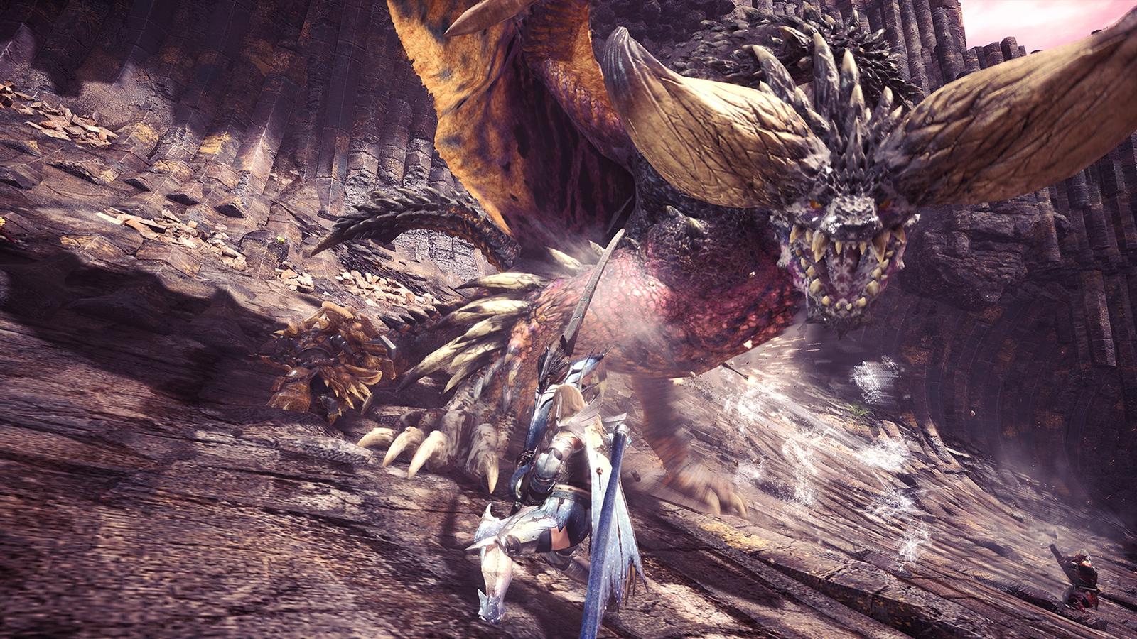 Capcom Is Hosting A Monster Hunter World Duos Tournament Soon