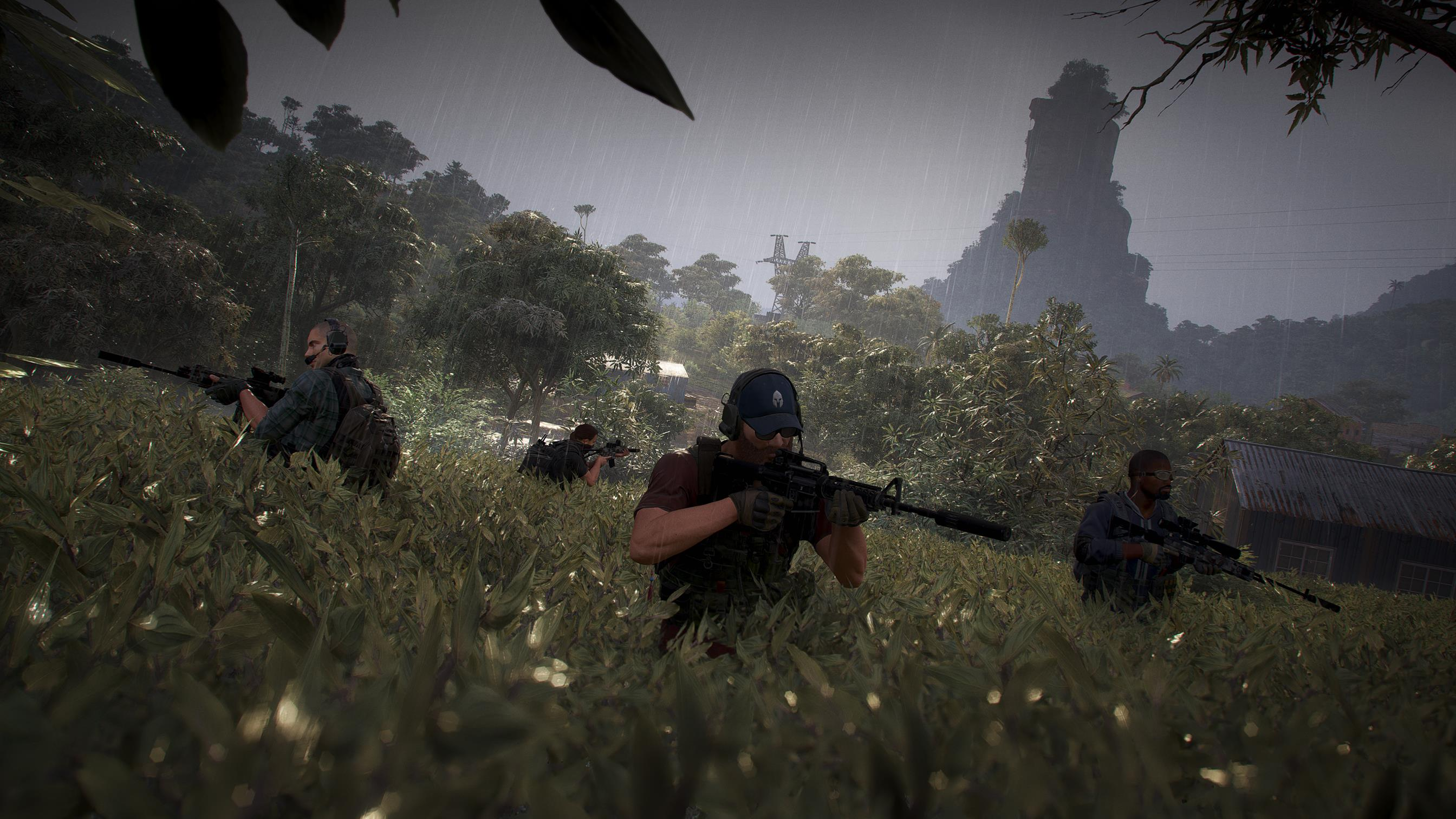 Ghost Recon Wildlands is getting a permadeath mode