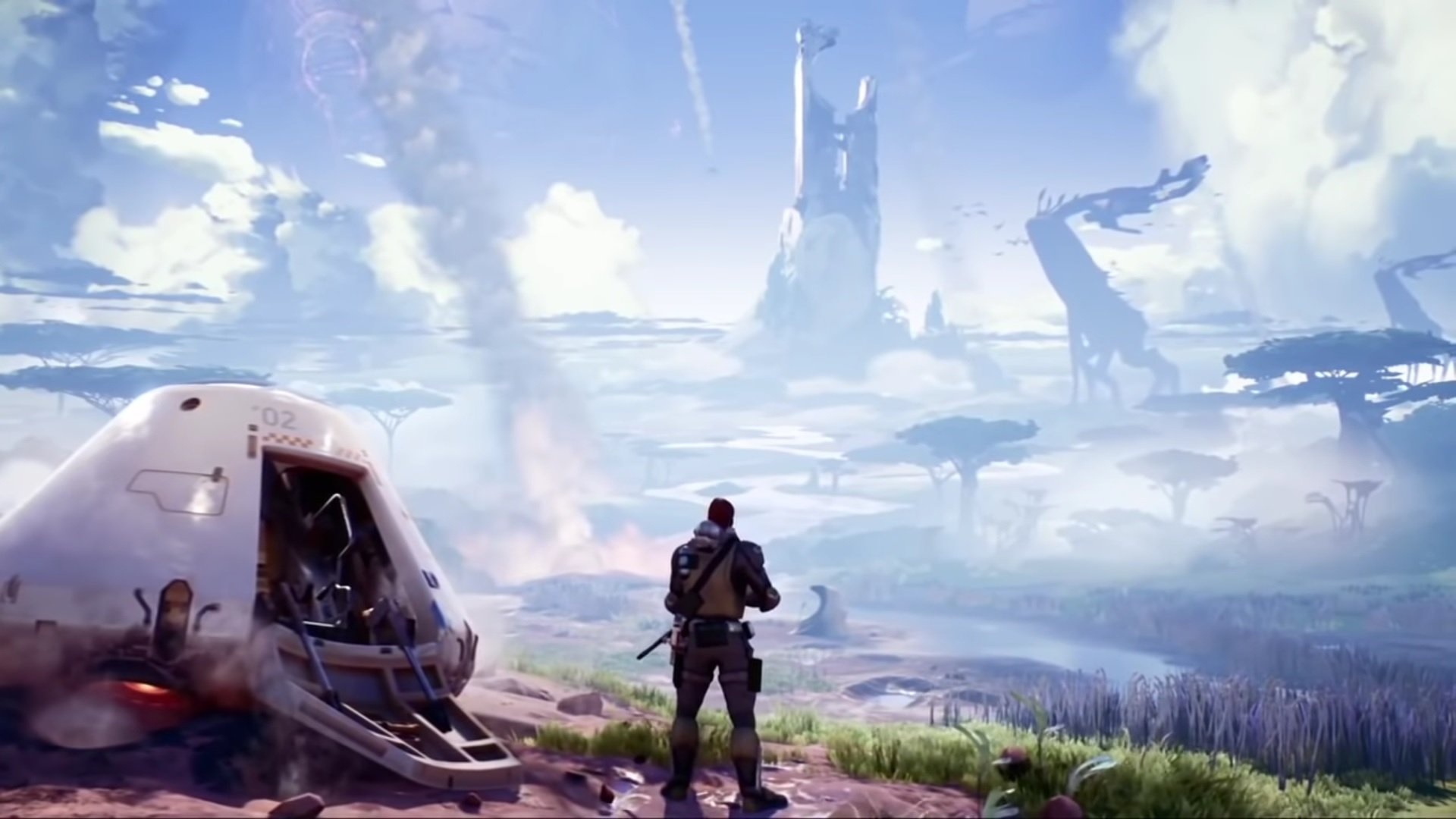 Spec Ops developer Yager announces new multiplayer shooter The Cycle
