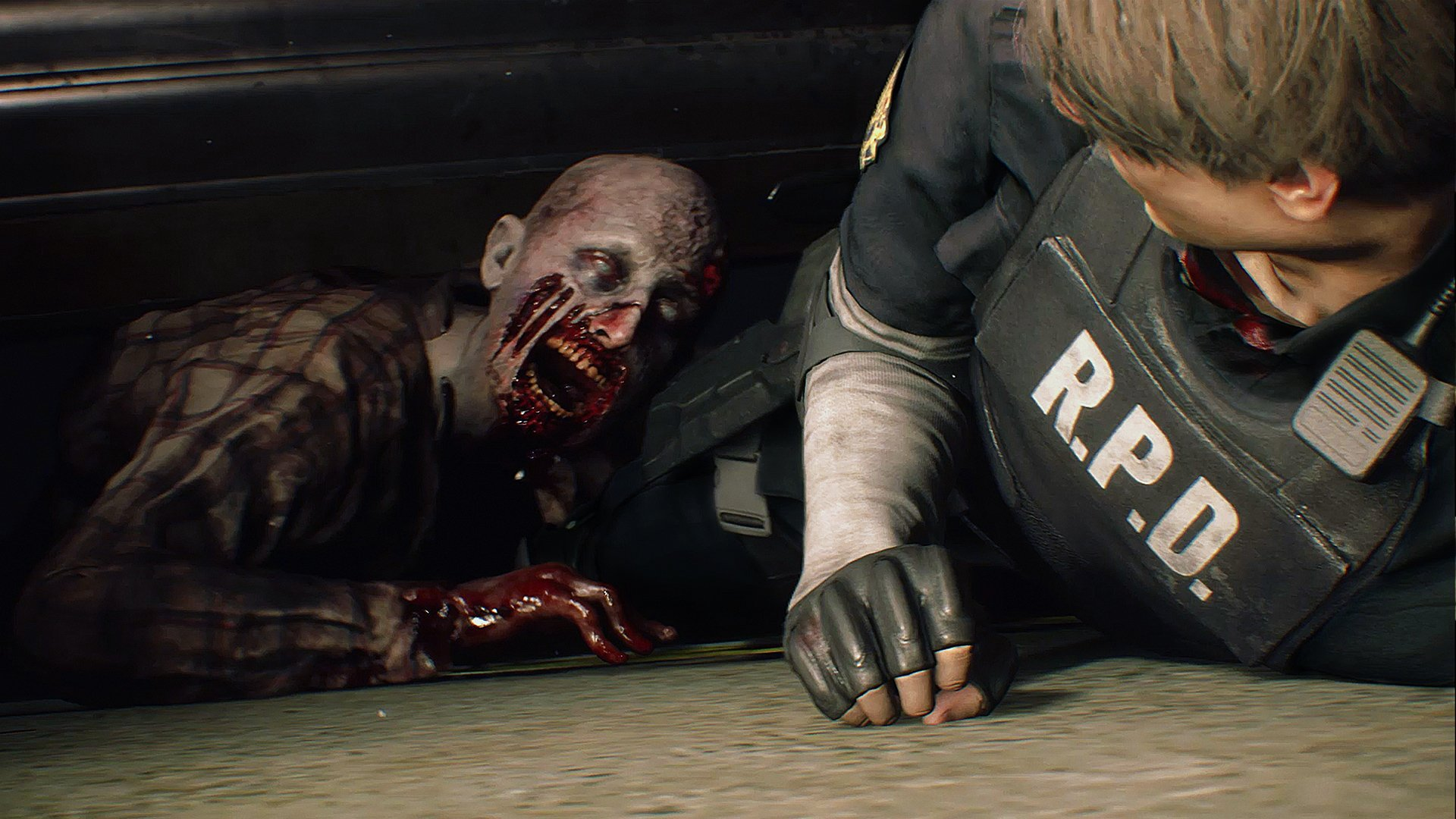 The Resident Evil 2 collector's edition won't come cheap screenshot