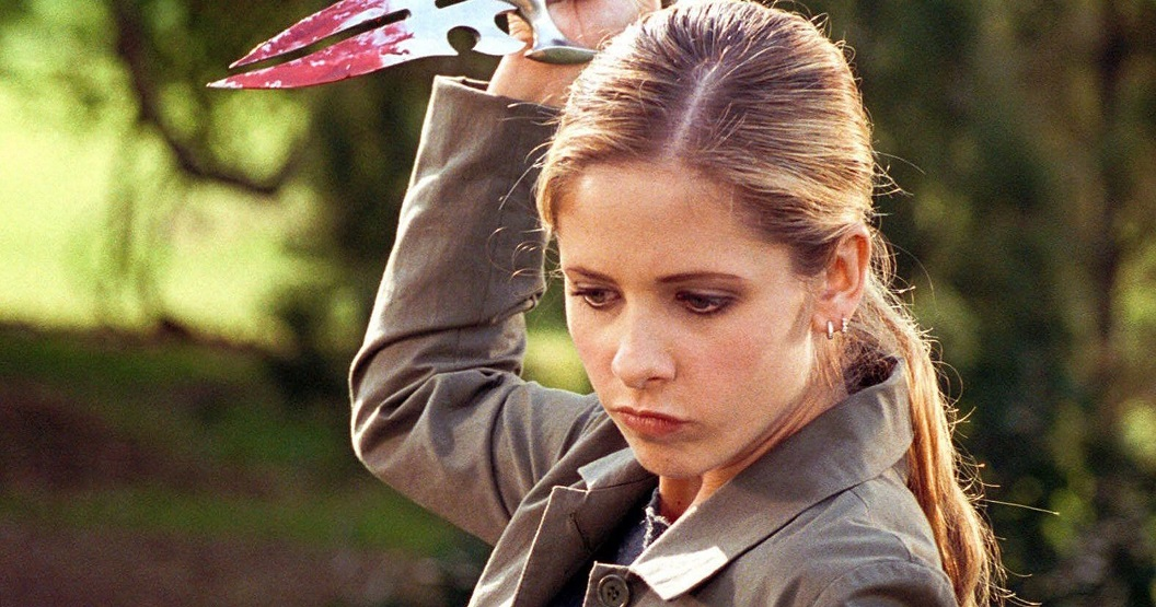 Surprise! Buffy is getting rebooted with Joss Whedon producing!