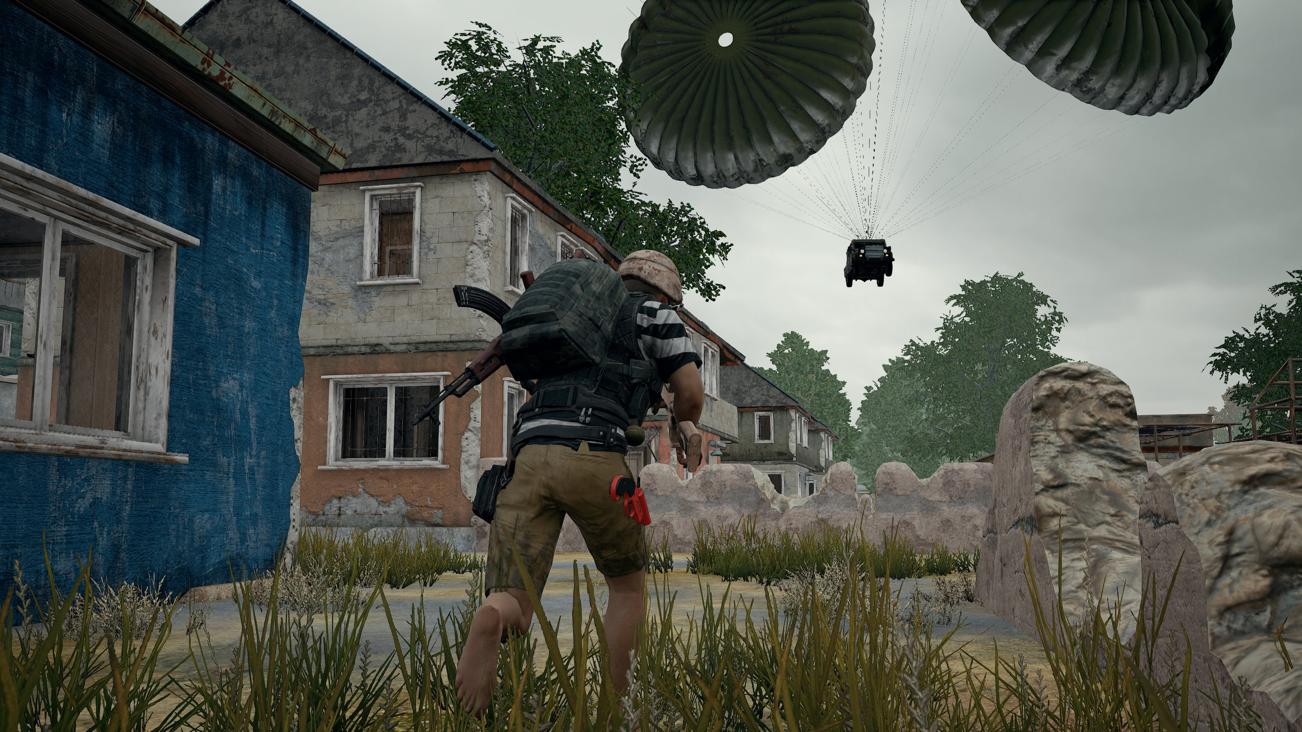 It's your last chance to play PUBG's extremely popular limited-time Metal Rain mode screenshot