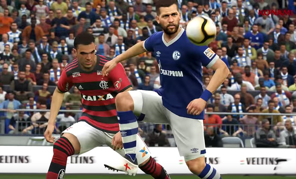 PES 2019 demo is up for a kickabout next month