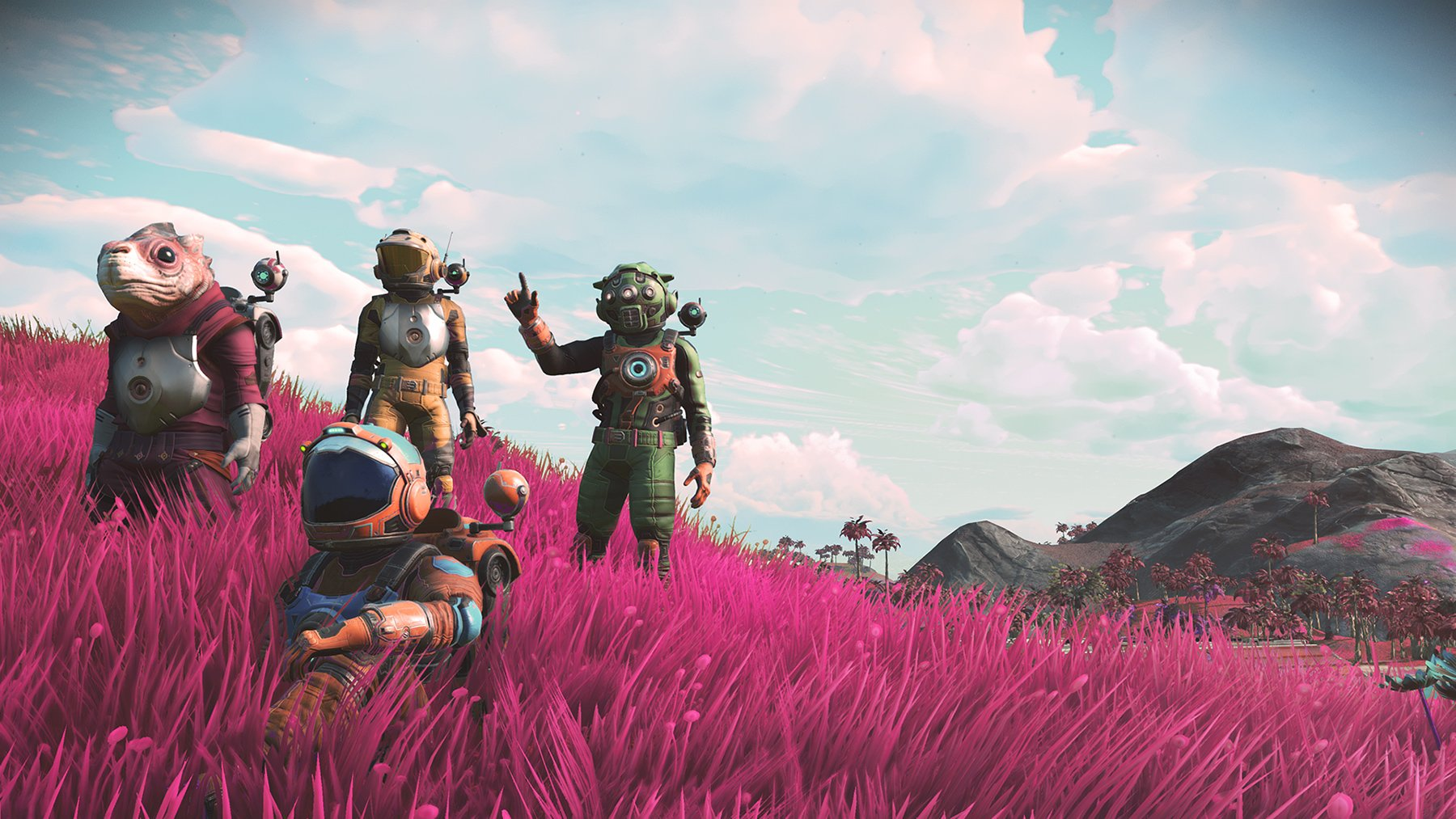 Weekly content and events lined up for No Man's Sky screenshot
