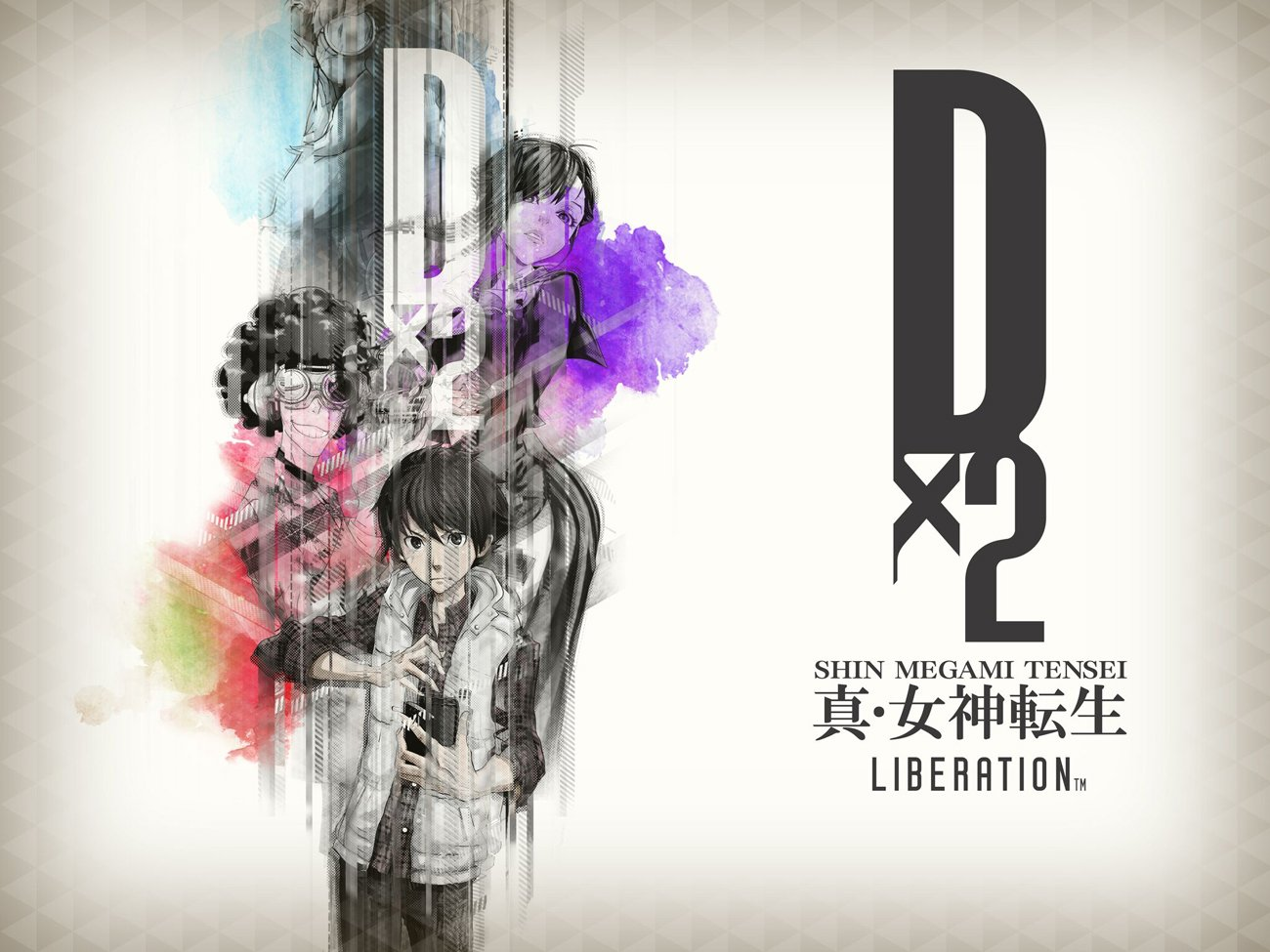 Shin Megami Tensei Liberation Dx2 wants to be the complete console experience, but on smartphones screenshot