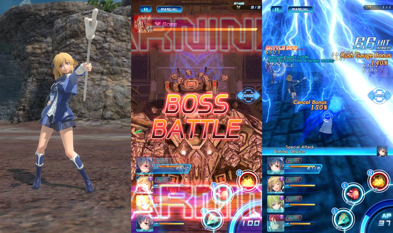 Star Ocean Anamnesis is the perfect mobile game for people