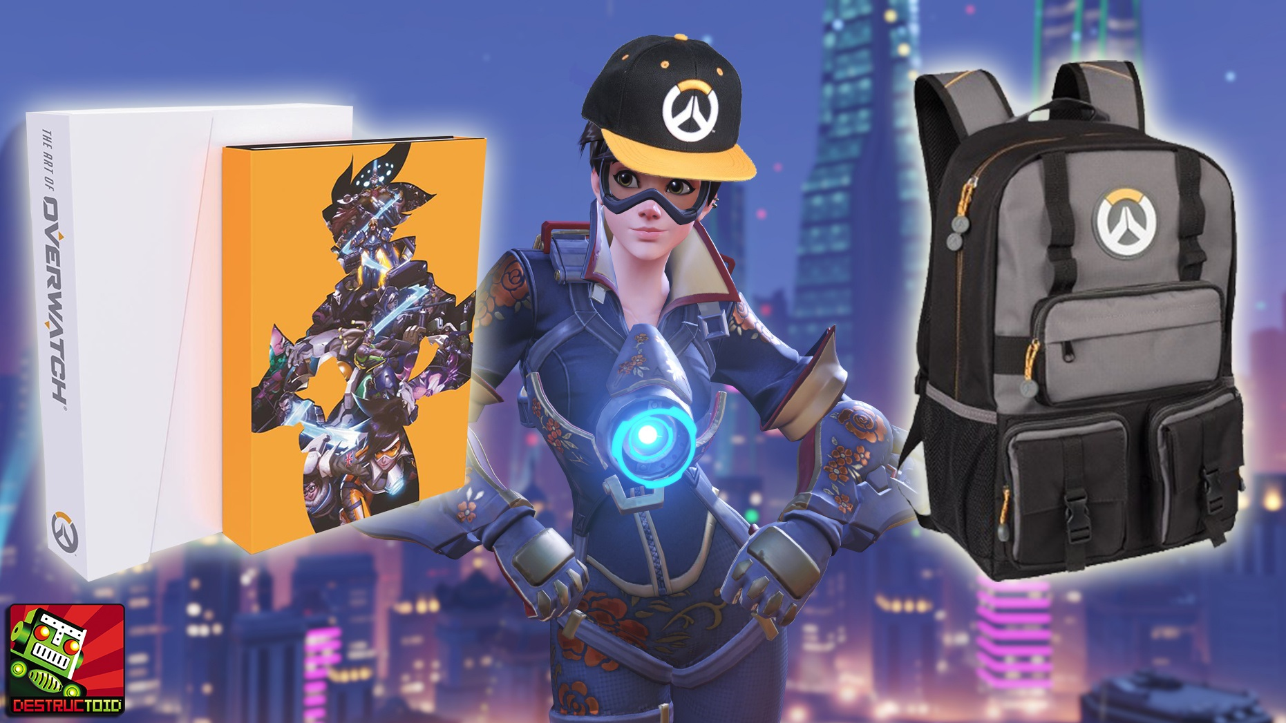 Contest: Win an Overwatch prize pack from Fun.com screenshot