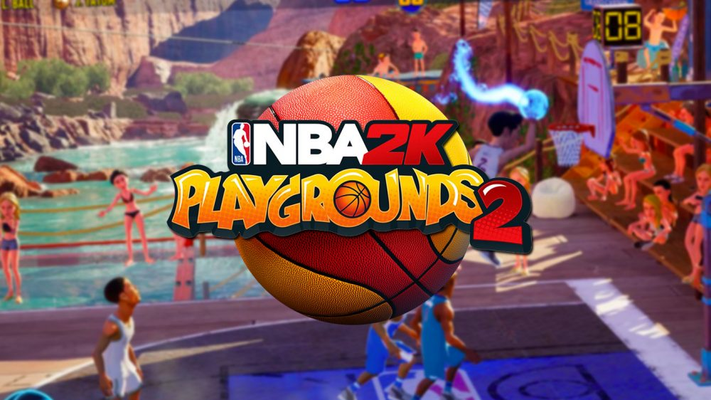 2K Games grabs the publishing rights for NBA Playgrounds 2, renames it to match NBA 2K series screenshot
