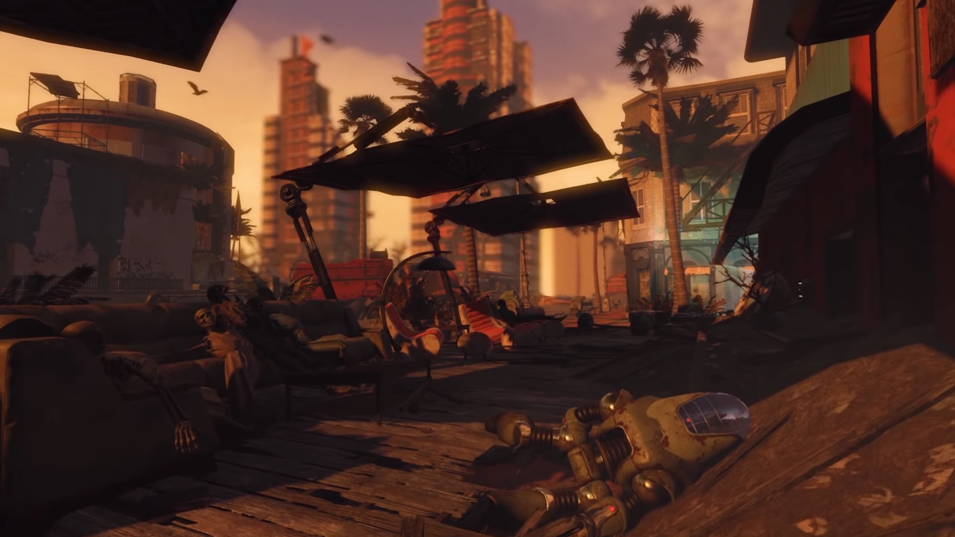 This Fallout: Miami mod makes a good first impression screenshot