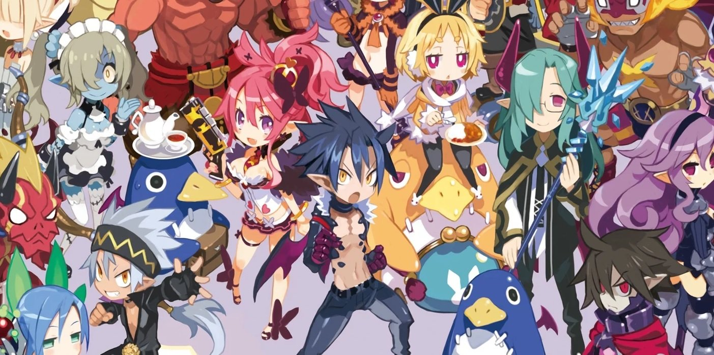 NIS reiterates that Disgaea 6 still exists, but we don't know when, how, or on what system screenshot