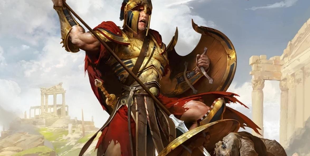Nintendo Download: Titan Quest screenshot