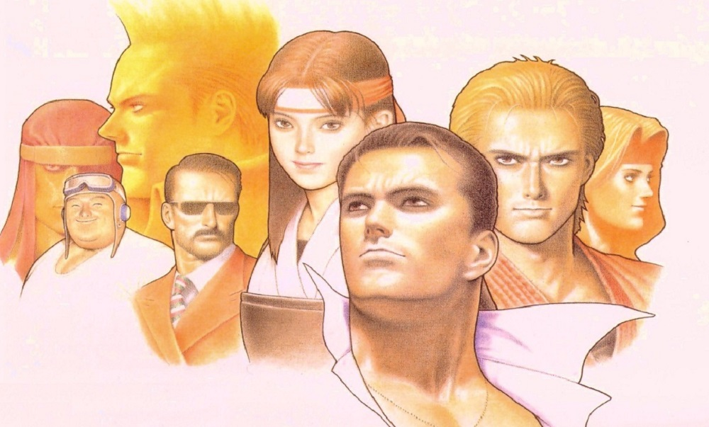 The Unique Art Of Fighting 3 Returns On Ps4 And Xbox One