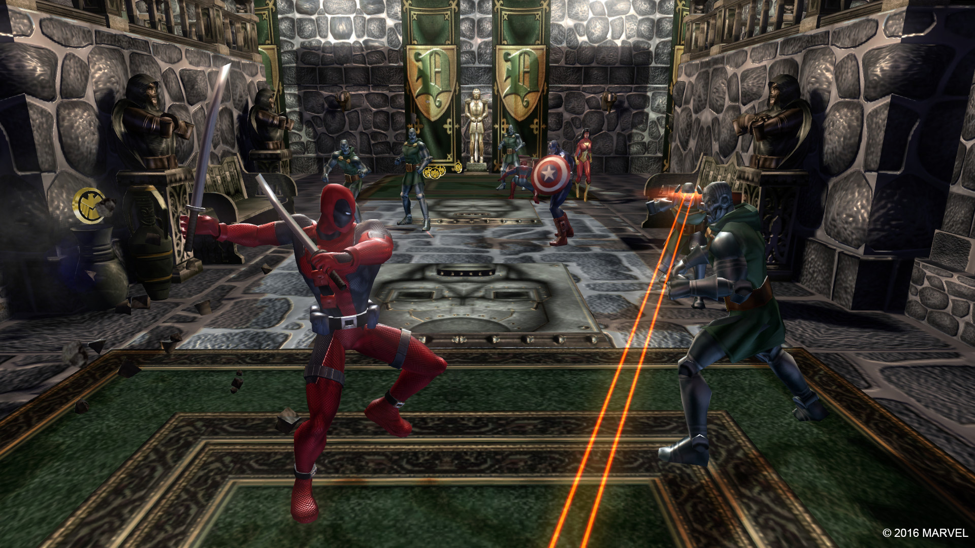 The Marvel: Ultimate Alliance games were delisted as feared