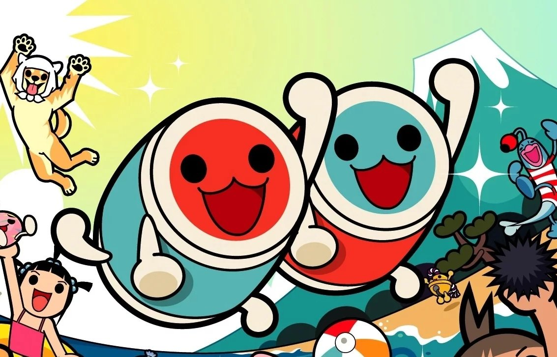 (Update) Following months of hints, two Taiko no Tatsujin: Drum games are coming west this year screenshot