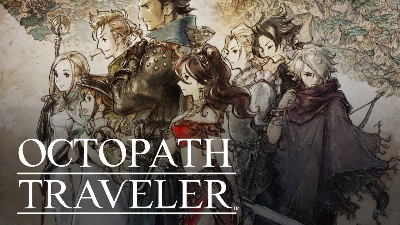 What does the community think of Octopath Traveler? screenshot