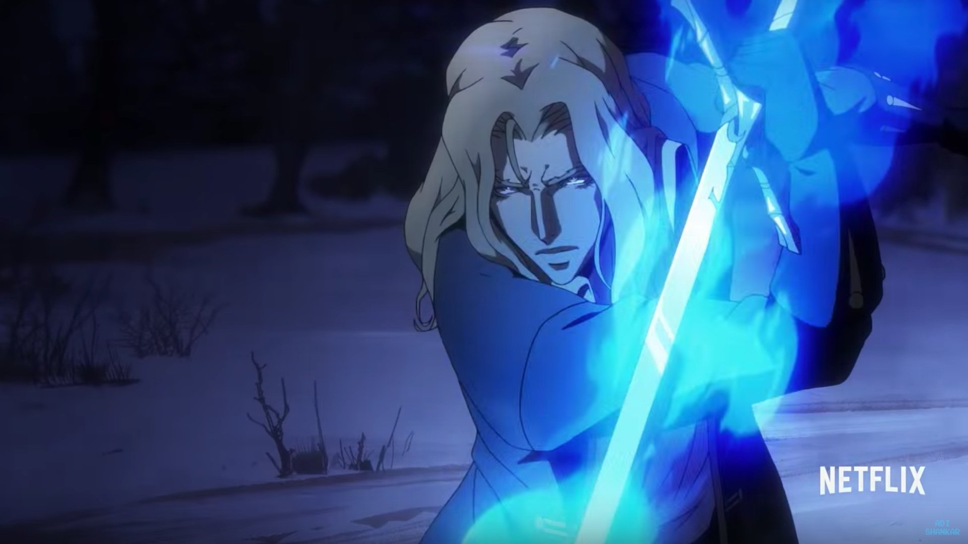 The gang's all here for Castlevania Season 2's first trailer screenshot