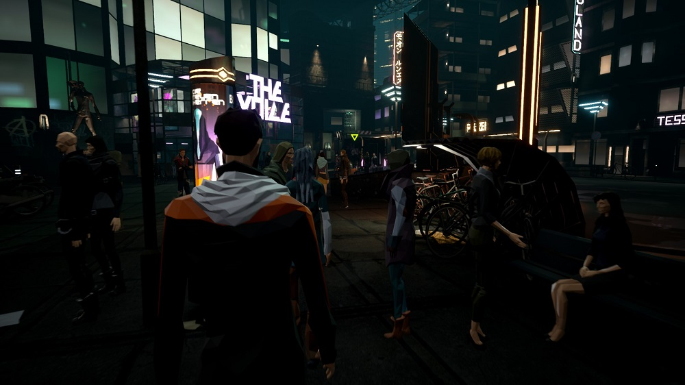 State of Mind is a noir of the future that recalls the PC adventures of the past screenshot