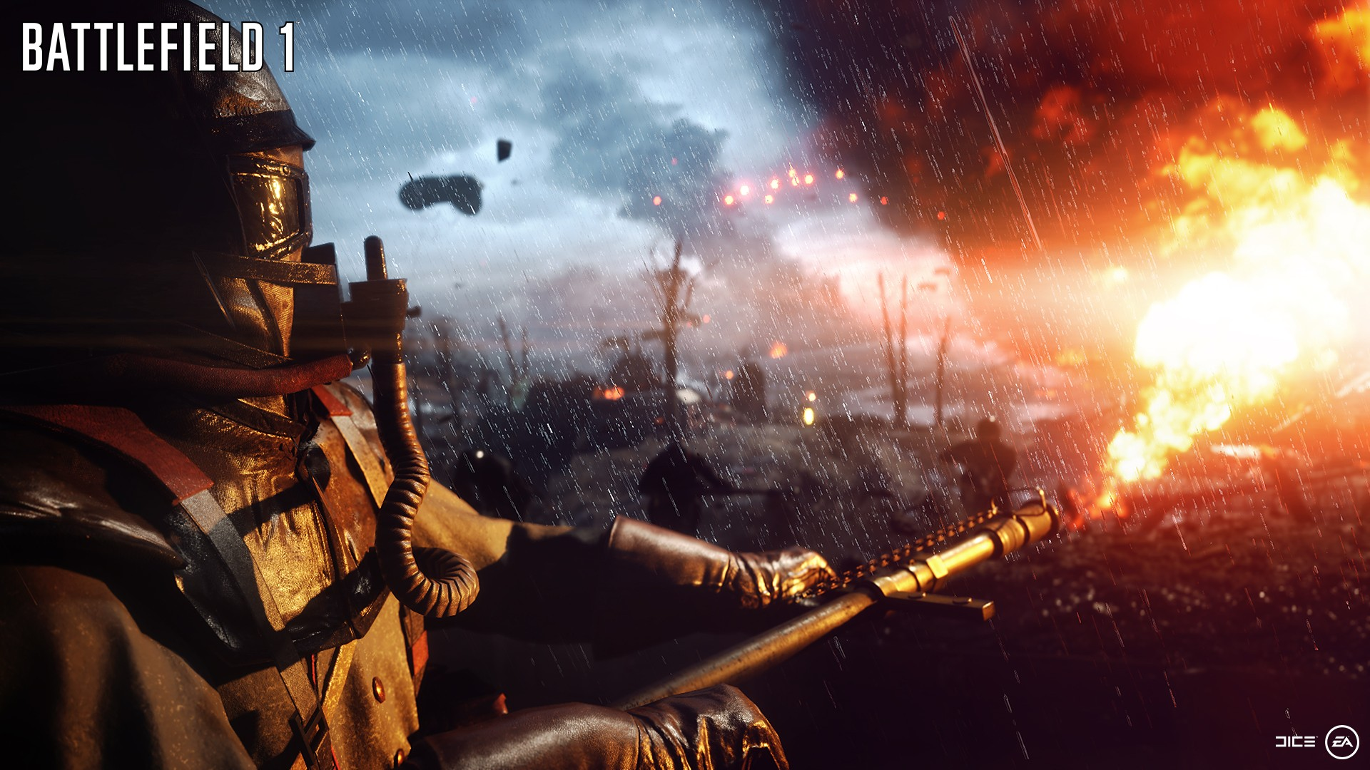 Battlefield 1 is getting 4K support on Xbox One X later this summer screenshot