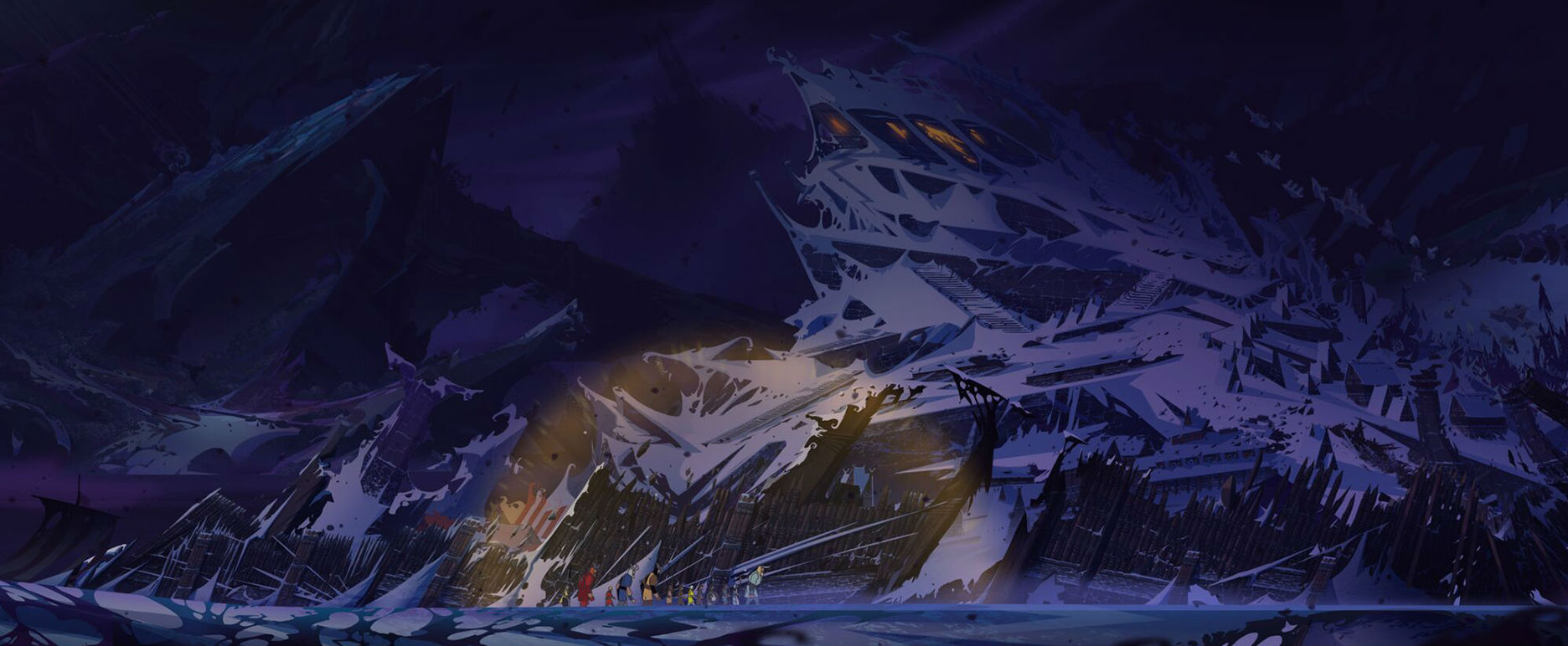 Review: The Banner Saga 3 screenshot