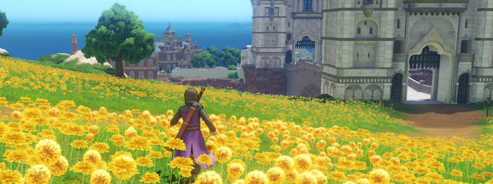 Review: Dragon Quest XI: Echoes of an Elusive Age screenshot