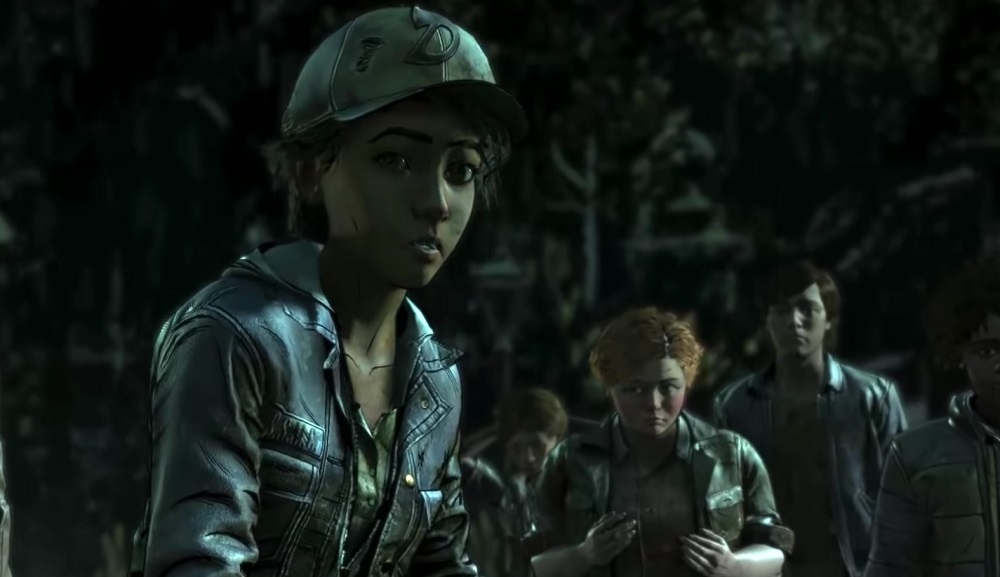 The Walking Dead: The Final Season demo is available now on consoles screenshot