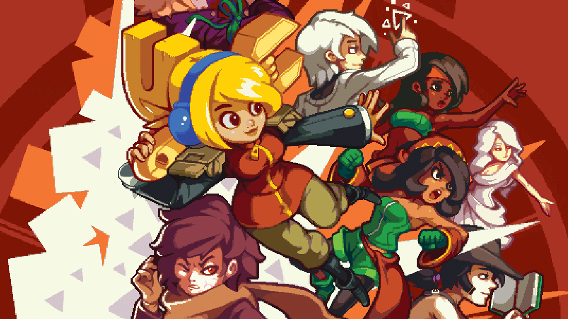 Iconoclasts on Switch left me with One Concern screenshot