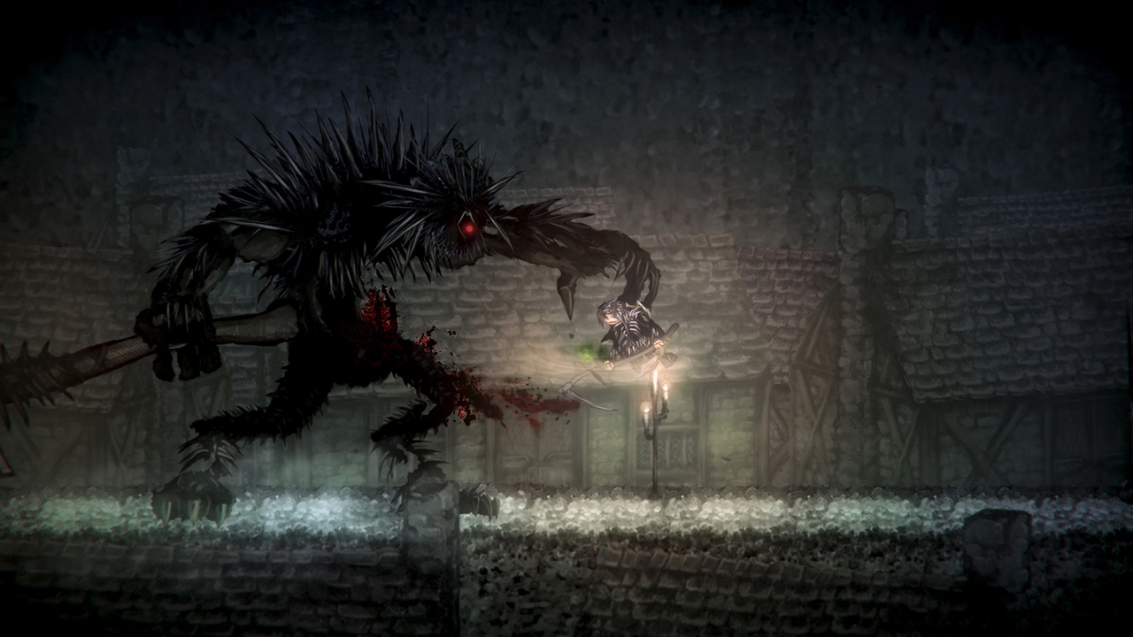 Contest: Season your Switch with Salt and Sanctuary screenshot