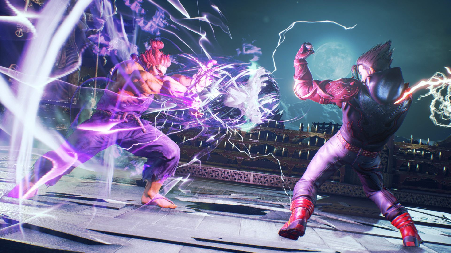 Steam is running a big free weekend for fighting games screenshot