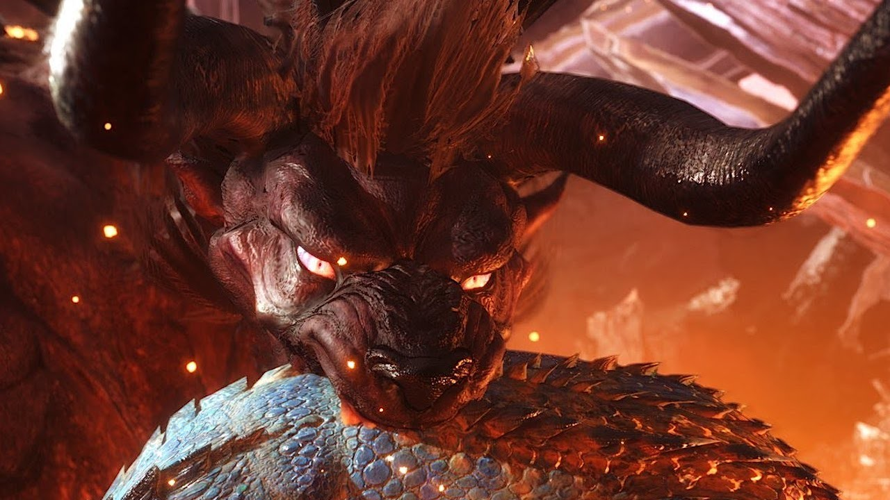 Five tips to quickly beat Monster Hunter: World's Behemoth screenshot