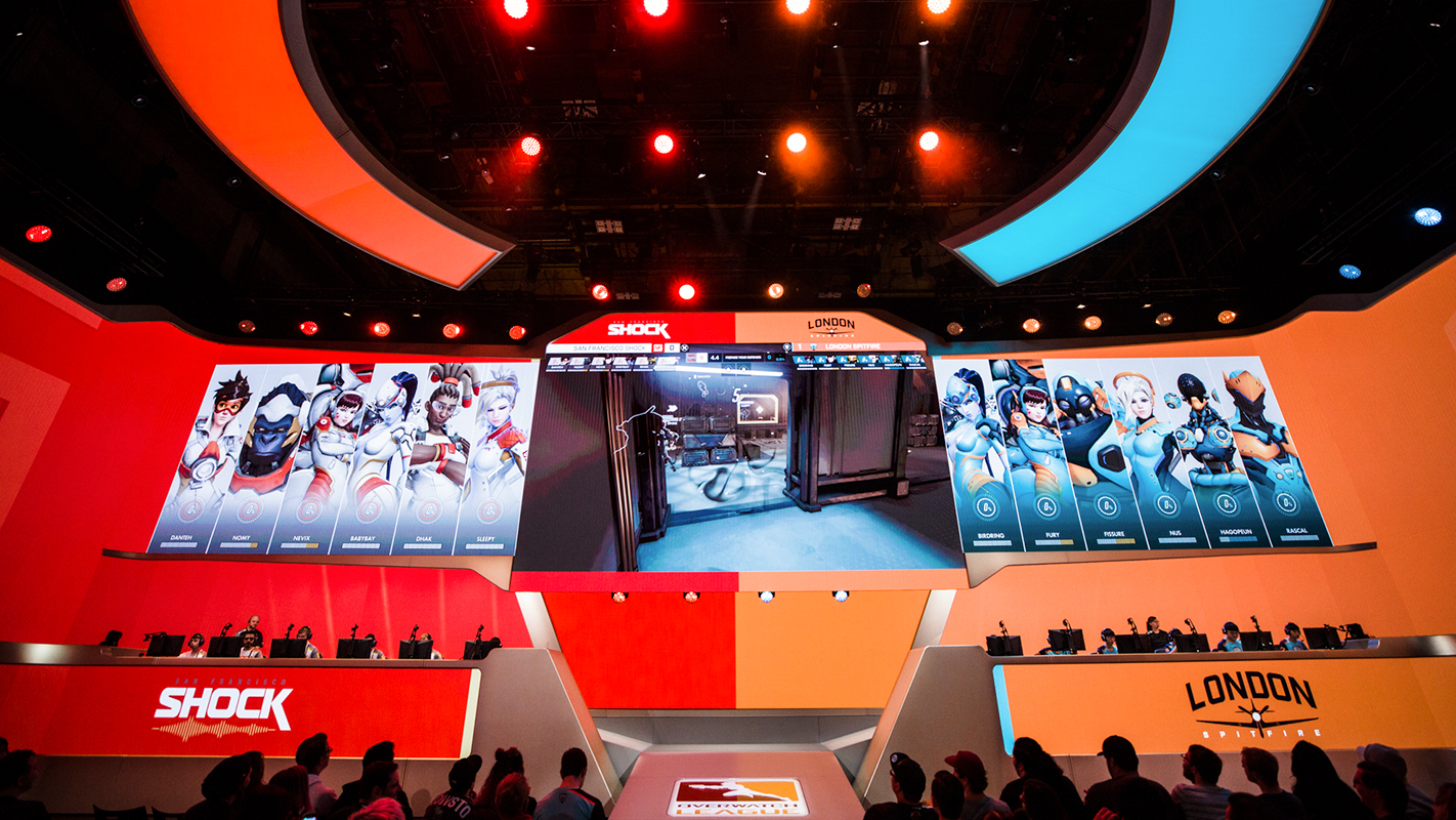 The Overwatch League nabs two new teams for its second season screenshot