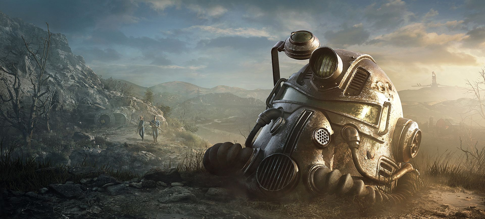 Bethesda and the UFC have a weird partnership to promote Fallout 76 screenshot