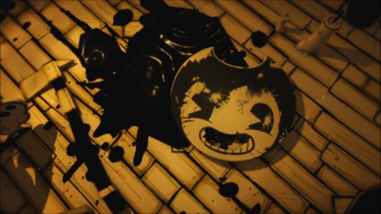 bendy and the ink machine is more than just cheap scares