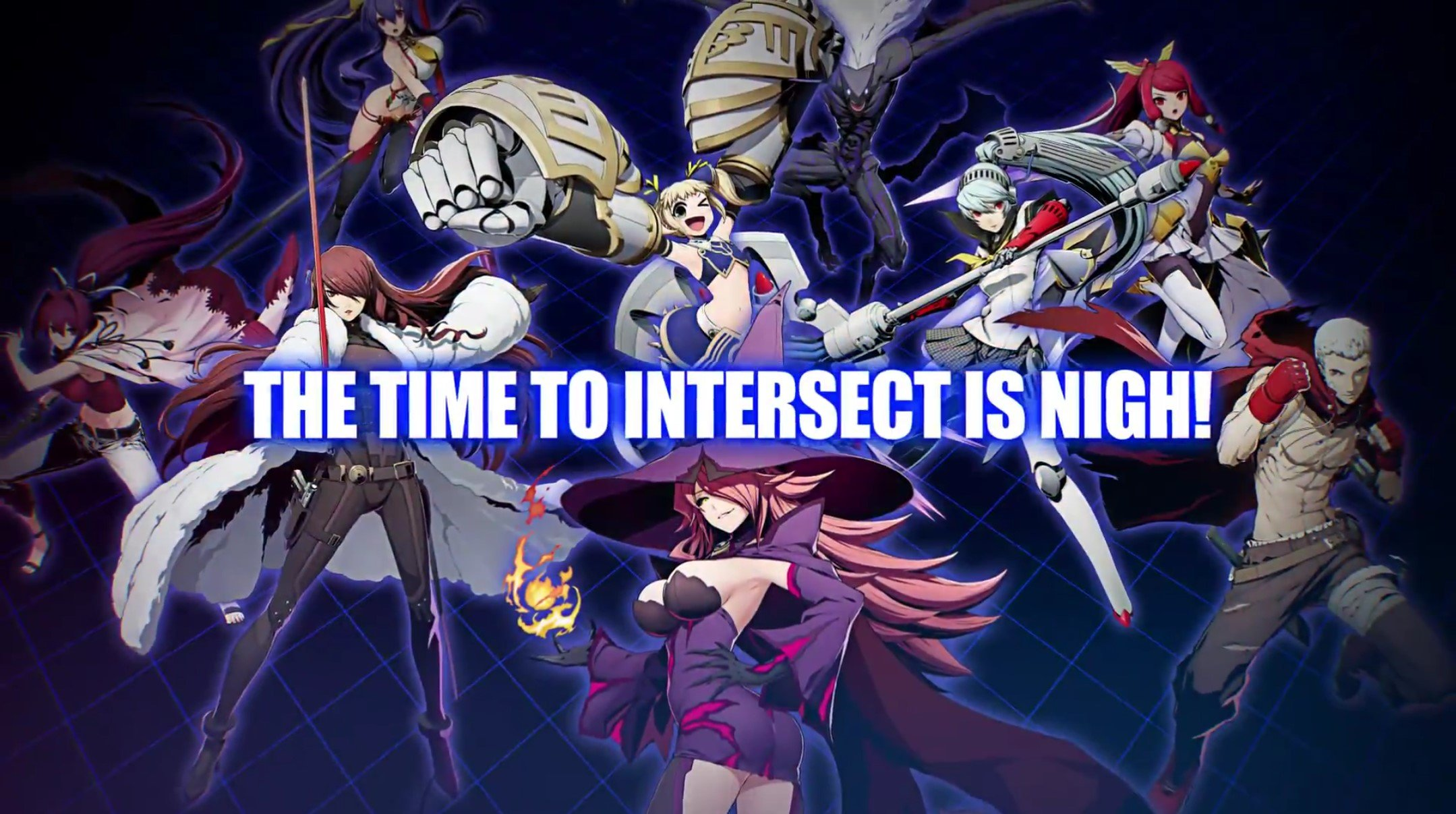 BlazBlue: Cross Tag Battle reveals the next three DLC packs and teases a fifth franchise screenshot