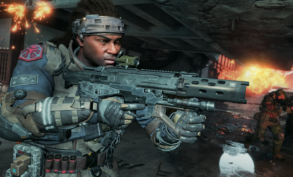 Did you check out the Call of Duty: Black Ops 4 beta this weekend? screenshot