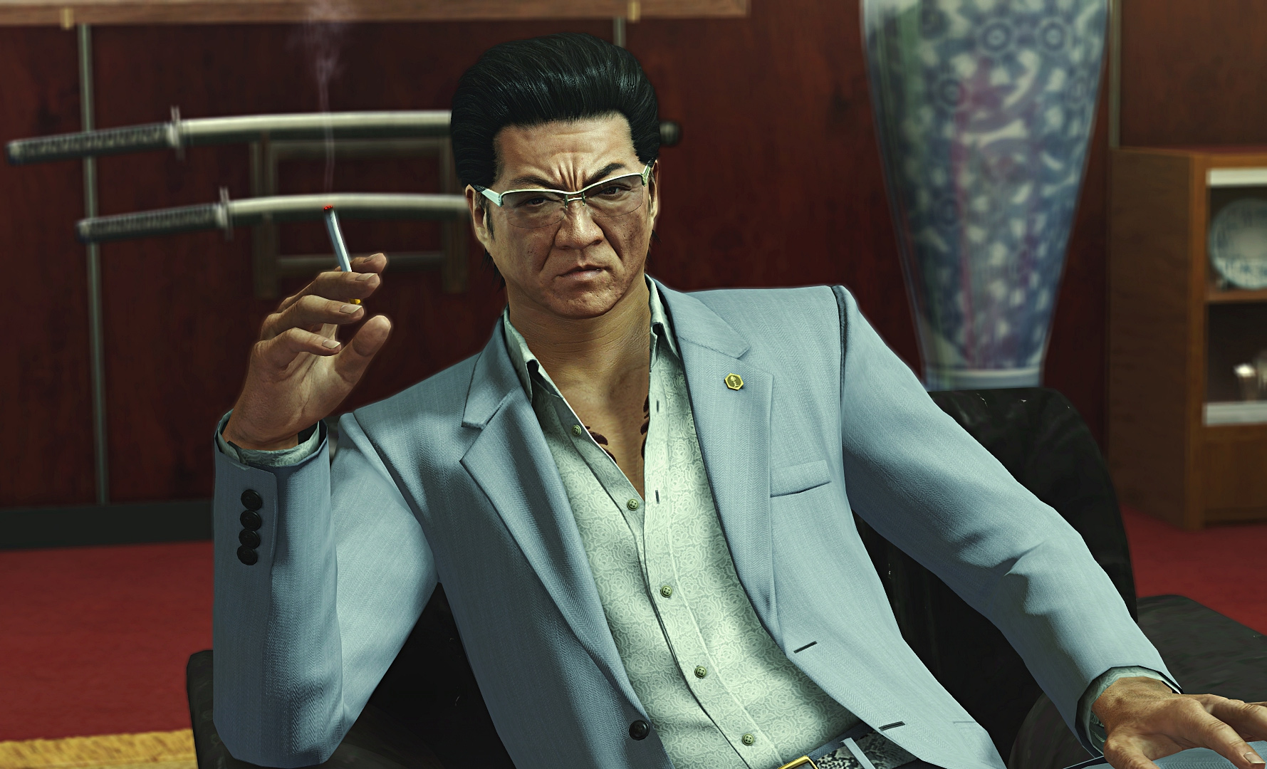 Yakuza 0 is off to a bumpy start on PC as Sega rolls back its first patch screenshot