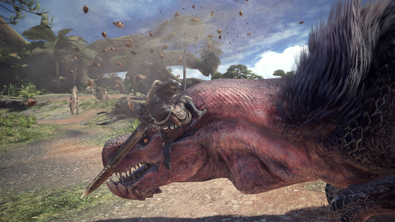 Monster Hunter World is One of Steam's Biggest New Releases in 2018