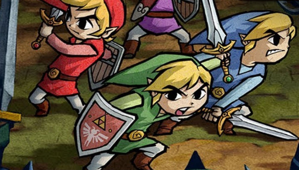 One legend spent nearly 500 hours 100%-ing every Zelda game screenshot