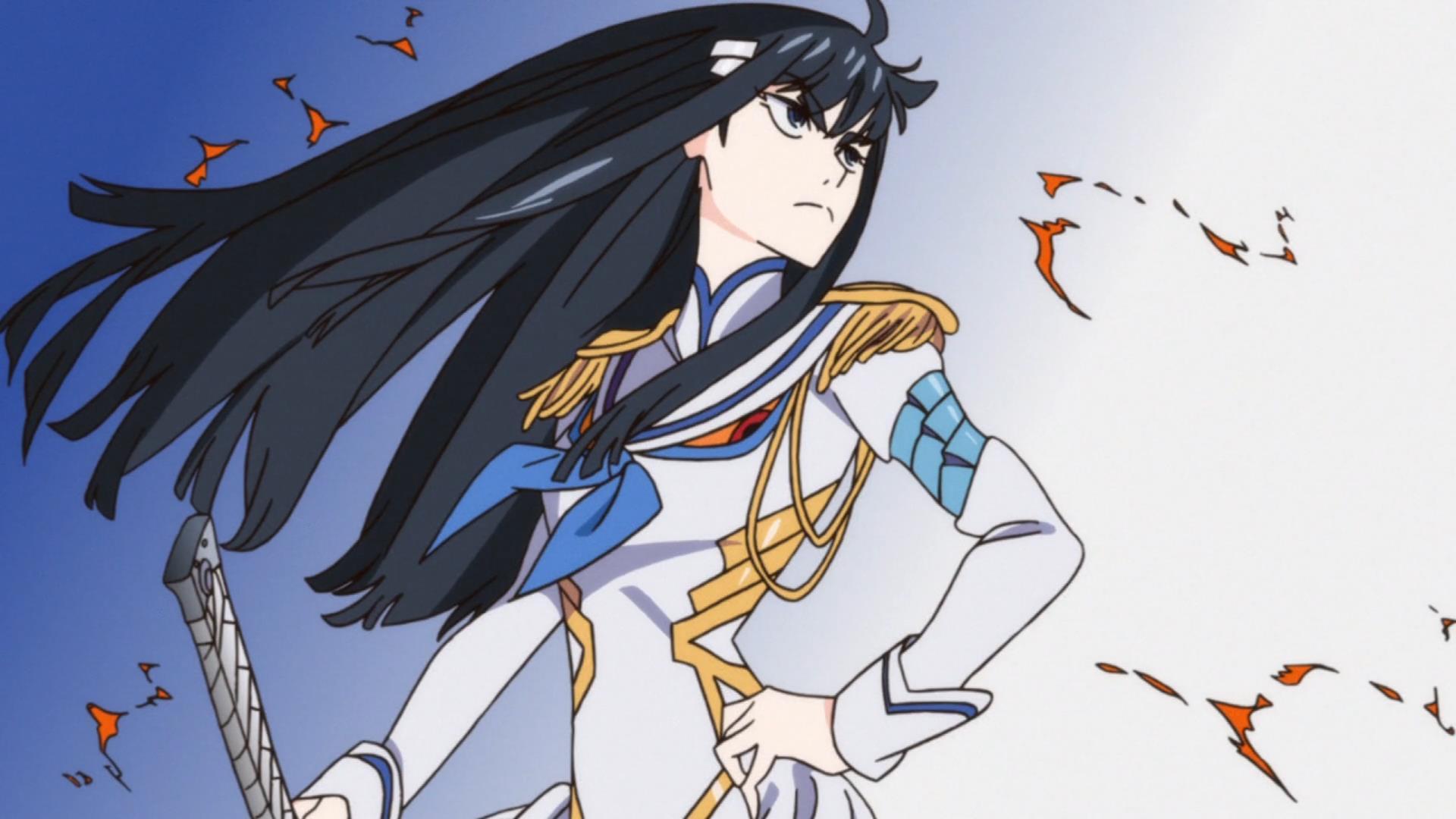 New Kill La Kill Demo Shows Off Ryuko Battling Satsuki