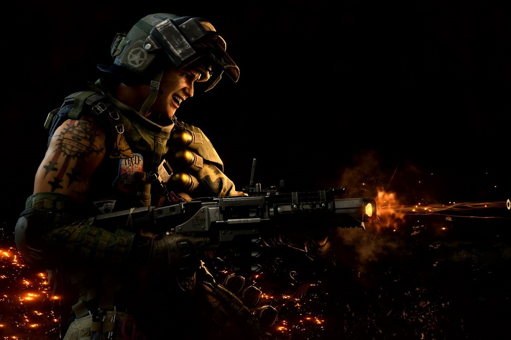 Call of Duty: Black Ops 4 private beta will go live again this weekend screenshot