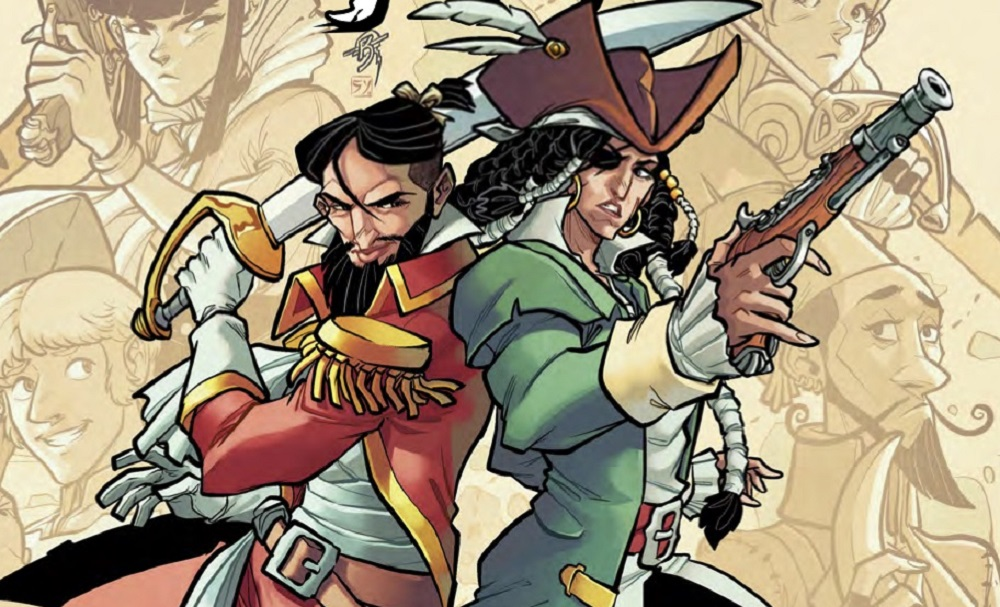 Sea of Thieves, Assassin's Creed and Bloodborne lead a new wave of Titan Comics releases screenshot