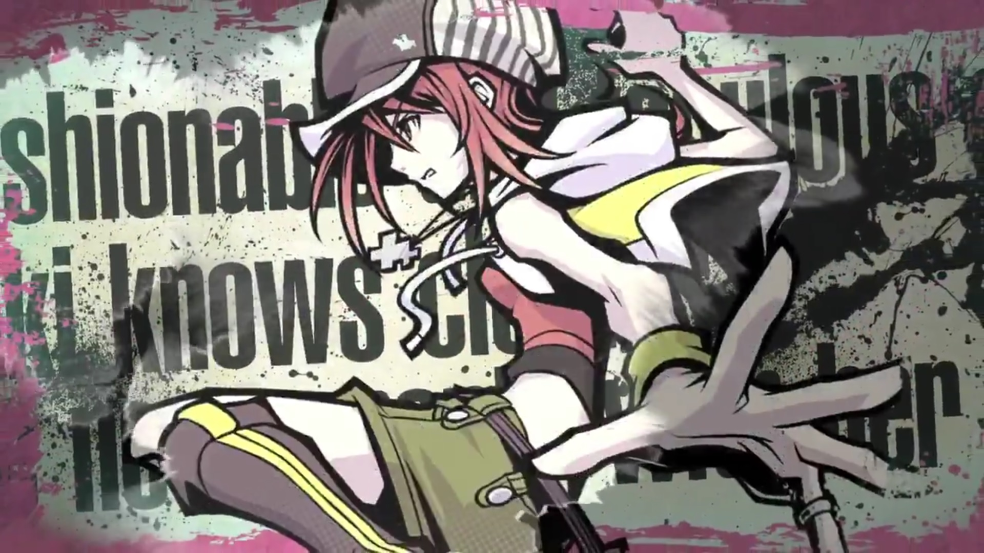 The World Ends With You Final Remix Slams Its Way To Switch In